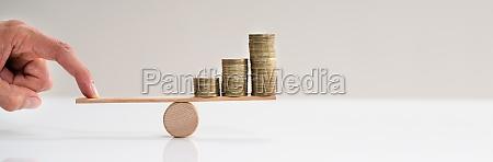 finanzielle hebelwirkung saldo