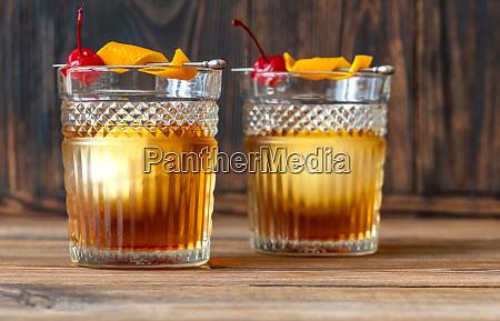 altmodischer cocktail