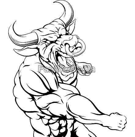tough bull charakter stanzen