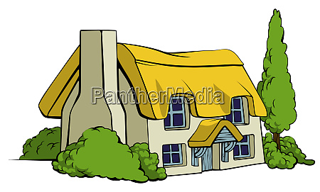 landhaus oder bauernhaus