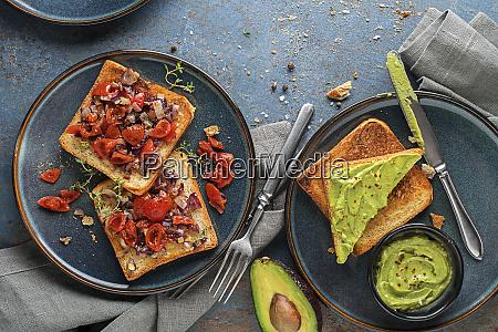 vegetarischer snack