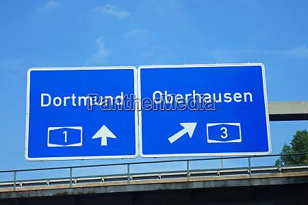 bundesstrasse dortmund oberhausen