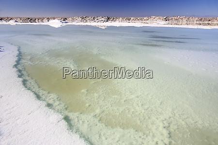 namak lake daryacheh ye namak salzsee