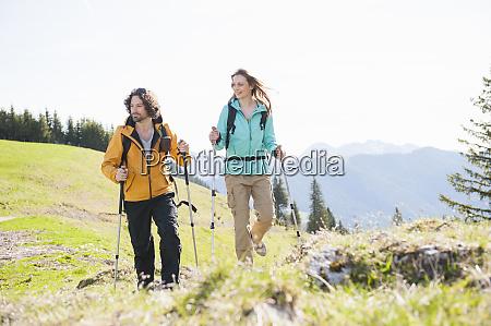 wanderpaar wallberg bayern deutschland