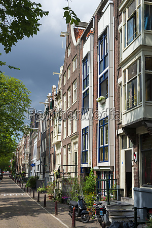 the, netherlands, , north, holland, province, , amsterdam,  townhouses - 28752506