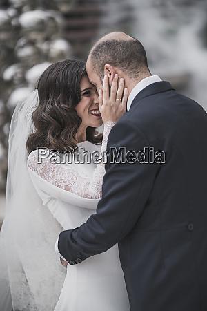 postwedding im zentrum von bilbao und