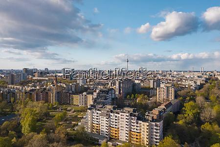 germany, , berlin, , aerial, view, of, kreuzberg - 28762849
