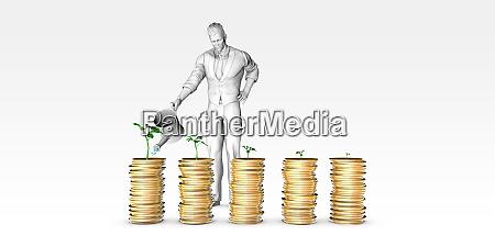 investitionswachstum