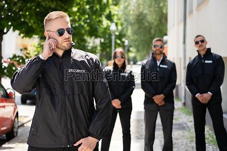 sicherheitswacht ereignisdienst