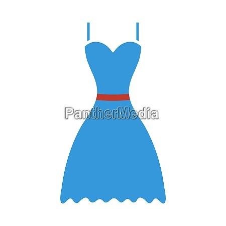 kleid icon