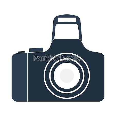 symbol der fotokamera