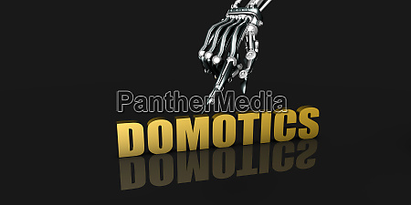 domotics industrie