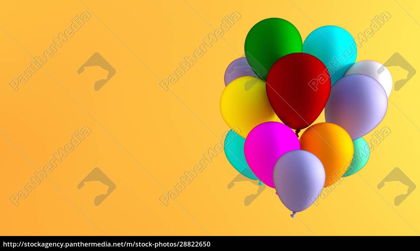 creative, balloon, abstract - 28822650