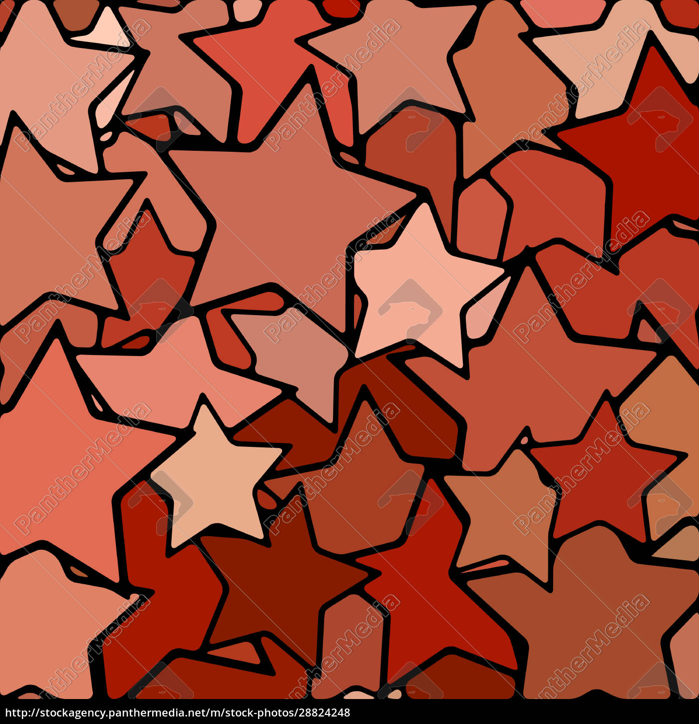 abstract, , stained-glass, mosaic, background - 28824248