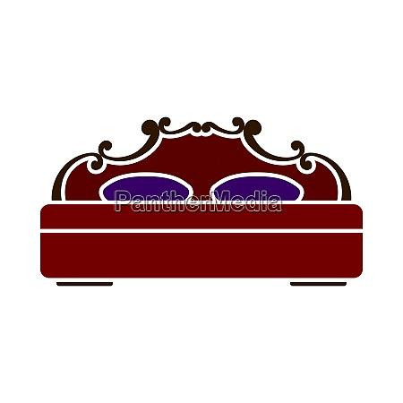 kingsize bett symbol
