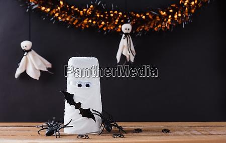 lustige halloween tag dekor party konzept