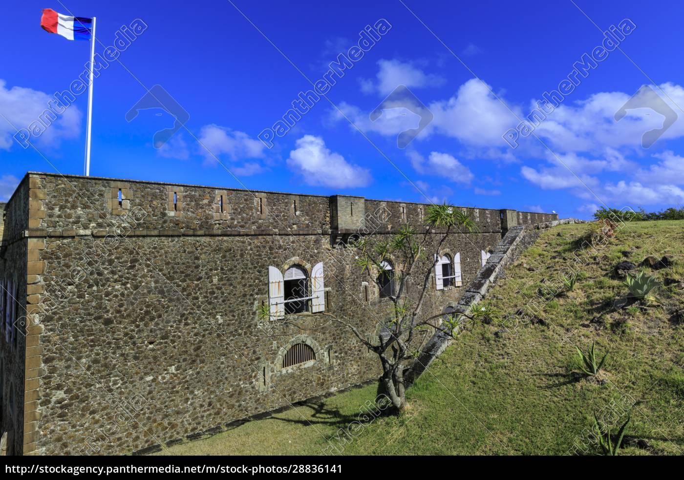fort, napoleon, , bourg, des, saintes, , terre - 28836141
