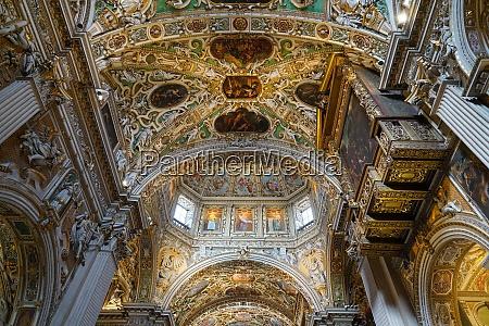 basilika santa maria maggiore bergamo lombardei