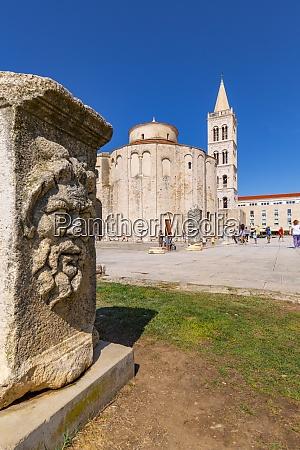 blick auf die kathedrale von st