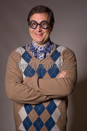 lustige brille