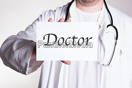 sign, of, a, doctor, with, a - 28849418