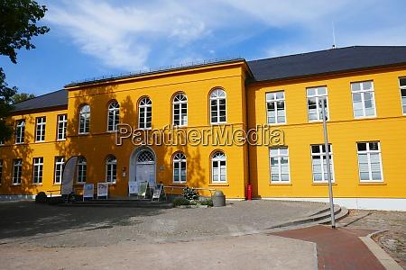 rathaus der inselstadt ratzeburg