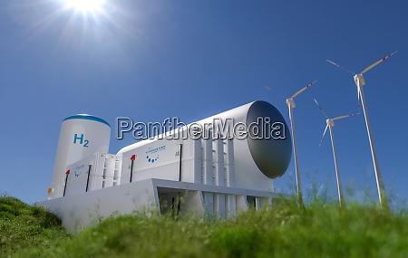 hydrogen, renewable, energy, production, -, hydrogen - 28897120