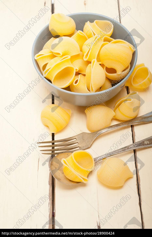 italian, snail, lumaconi, pasta - 28900424