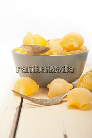 italienische, schnecke, lumaconi, pasta - 28900577
