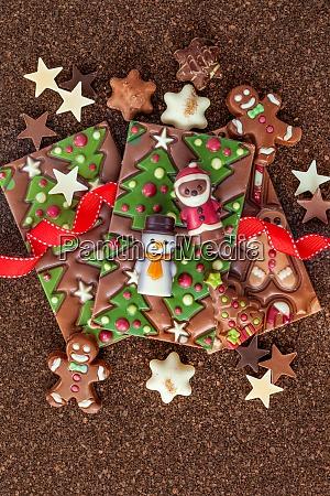 koestliche pralinen zu weihnachten