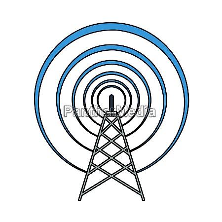 radio antenne natade icon
