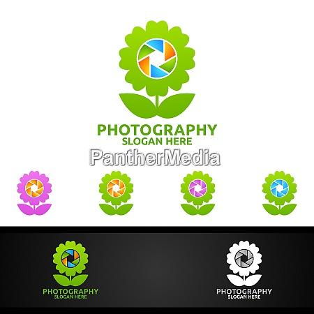 blume kamera fotografie logo