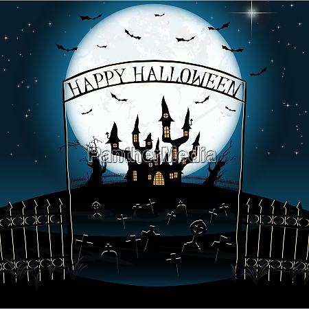beaengstigend happy halloween eintrag hintergrund