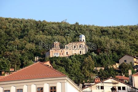 erloeserkirche in prizren kosovo