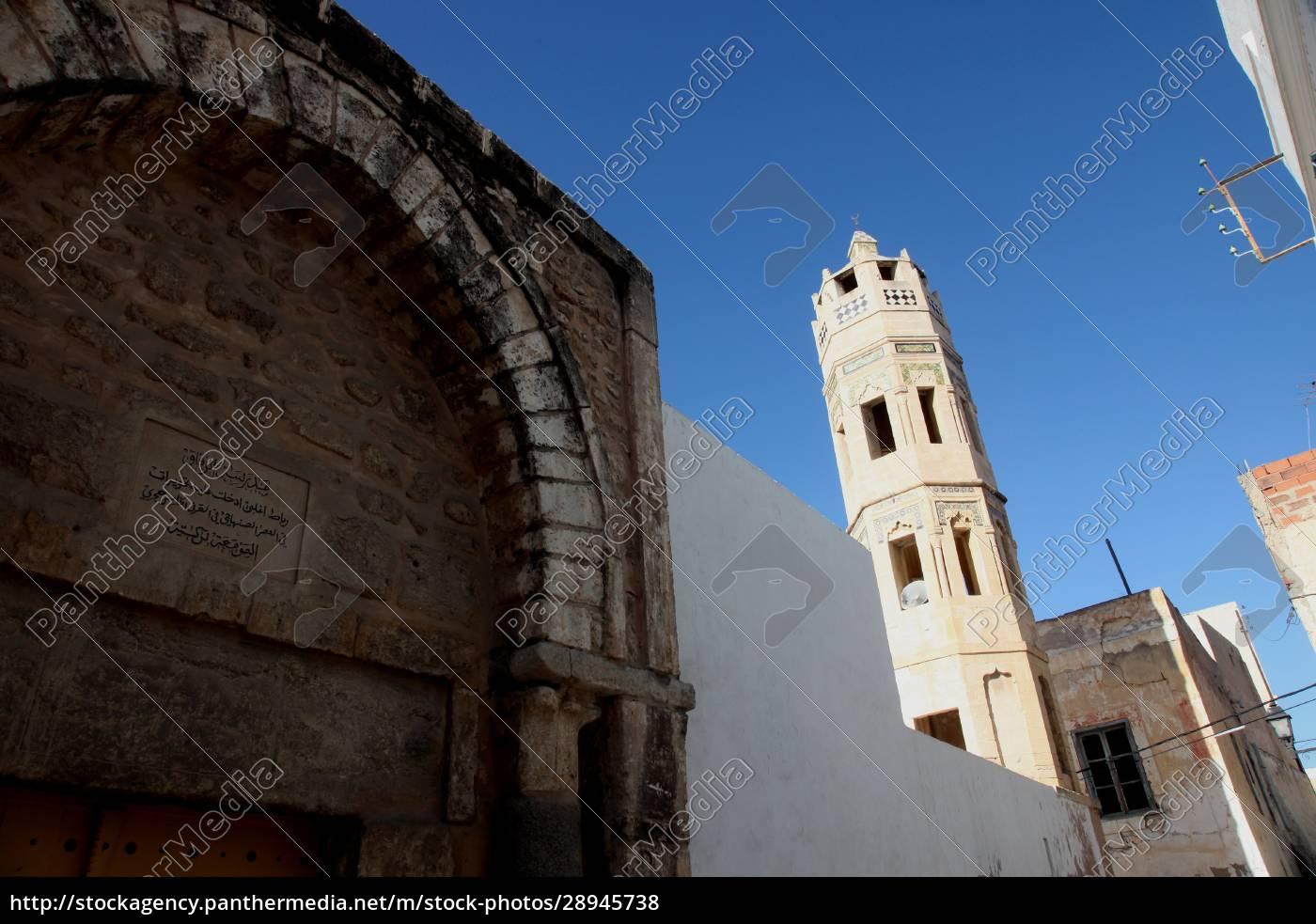 tunesien-sousse-moschee - 28945738