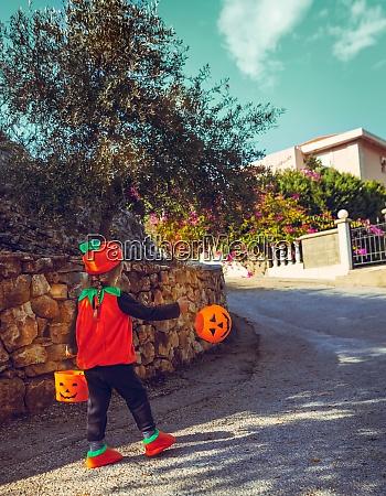 happy halloween urlaub