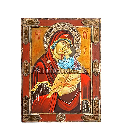 madonna ikone