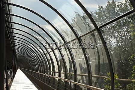 fussgaengerglastunnel