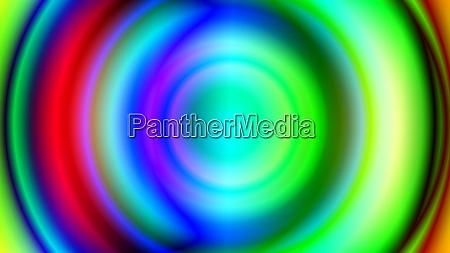 abstrakter psychedelischer hintergrund 3d rendercomputergrafiken