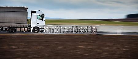 transport-thema., straßenautos, thema., truckers, himmel., lkw - 28970977