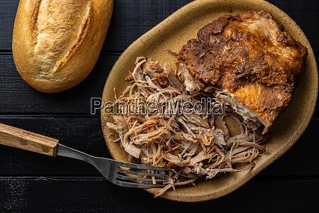 pulled schweinefleisch