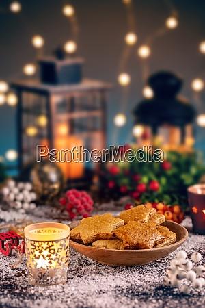 weihnachten hausgemachte lebkuchen