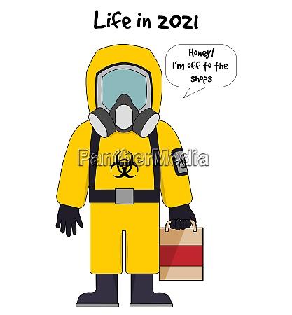 einkaufen im jahr 2021