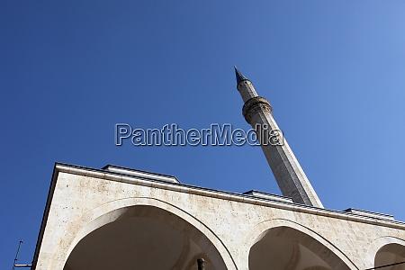 sinan-pascha-moschee, prizren, kosovo - 29001138