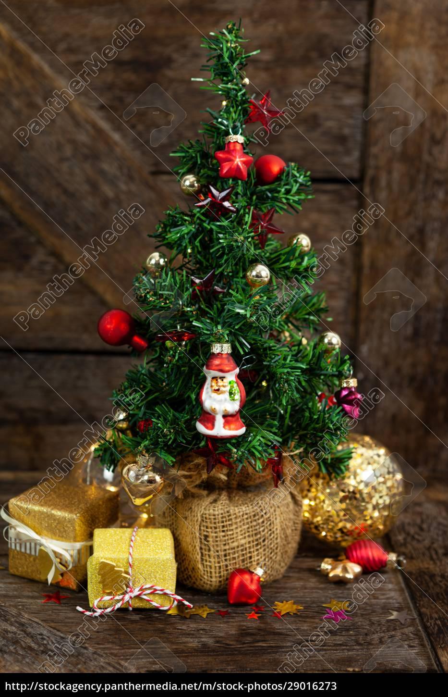 kleiner, weihnachtsbaum - 29016273