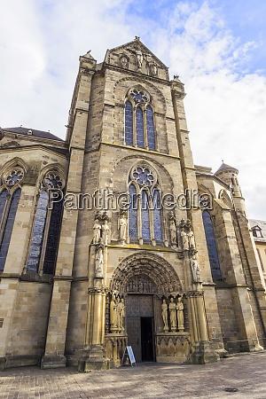 deutschland rheinland pfalz liebfrauenkirche