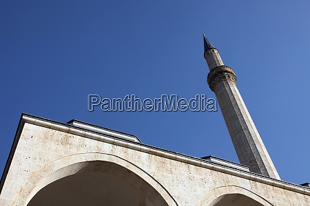 sinan pascha moschee prizren kosovo