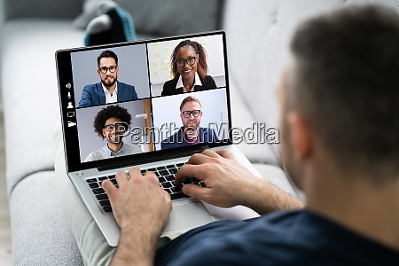 webinaranruf fuer virtuelle online videokonferenzen