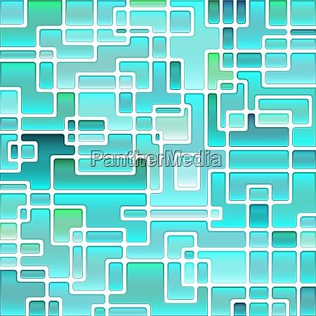 abstrakte, buntglas-mosaik, hintergrund - 29024708