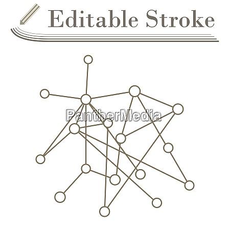 verbindungsnetz symbol